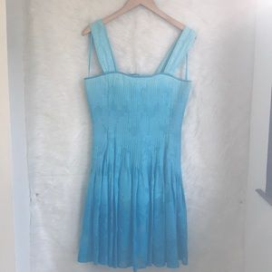 Diane Von Furstenberg dyed dress